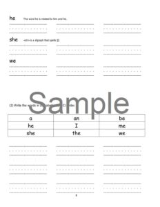 Level 1 Sample Page 2